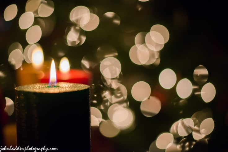 solstice-candles